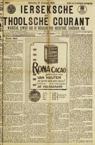 Ierseksche en Thoolsche Courant 1912-02-17