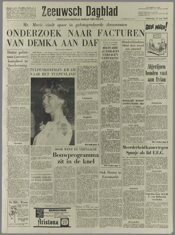 Zeeuwsch Dagblad 1962-06-14
