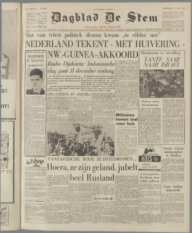 de Stem 1962-08-16