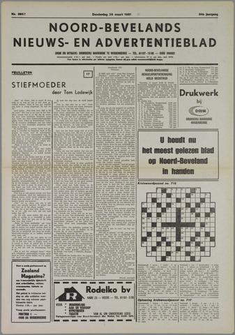 Noord-Bevelands Nieuws- en advertentieblad 1981-03-25