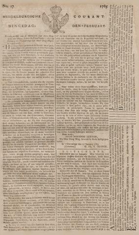Middelburgsche Courant 1785-02-08