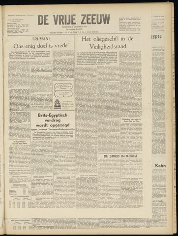 de Vrije Zeeuw 1951-10-16