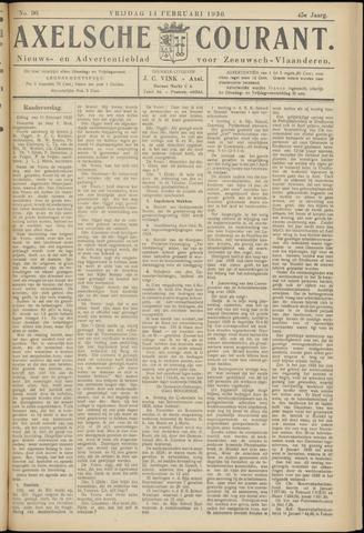 Axelsche Courant 1930-02-14