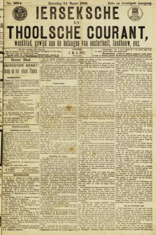 Ierseksche en Thoolsche Courant 1906-03-24