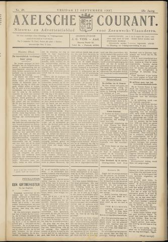 Axelsche Courant 1937-09-17