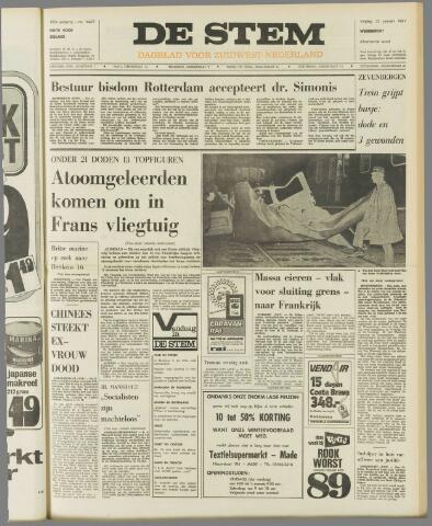 de Stem 1971-01-22