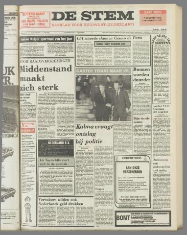 de Stem 1978-01-07