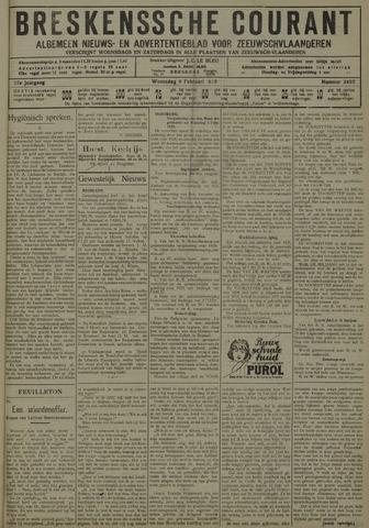 Breskensche Courant 1929-02-06