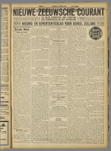 Nieuwe Zeeuwsche Courant 1924-01-12