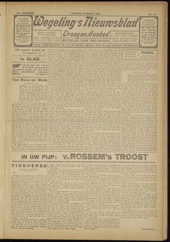 Zeeuwsch Nieuwsblad/Wegeling's Nieuwsblad 1931-03-13
