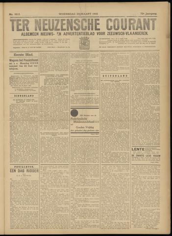 Ter Neuzensche Courant. Algemeen Nieuws- en Advertentieblad voor Zeeuwsch-Vlaanderen / Neuzensche Courant ... (idem) / (Algemeen) nieuws en advertentieblad voor Zeeuwsch-Vlaanderen 1932-03-23