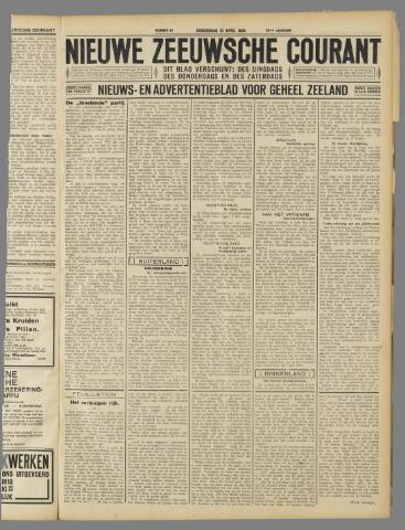 Nieuwe Zeeuwsche Courant 1934-04-12