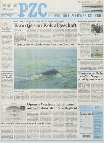 Provinciale Zeeuwse Courant 2002-06-04