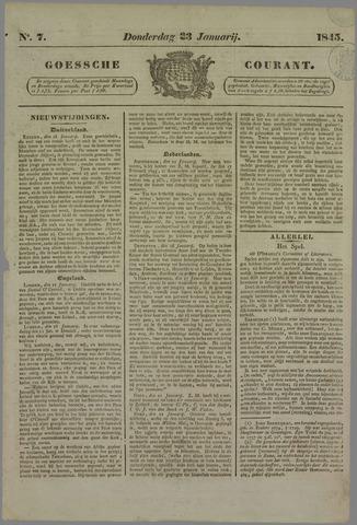 Goessche Courant 1845-01-23