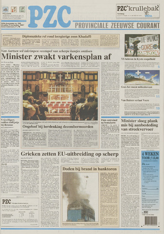 Provinciale Zeeuwse Courant 1997-12-09