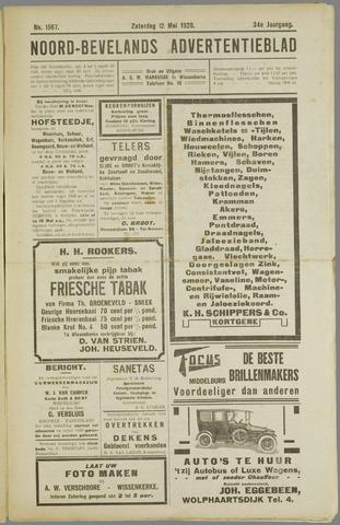 Noord-Bevelands Nieuws- en advertentieblad 1928-05-12