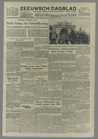 Zeeuwsch Dagblad 1953-03-05