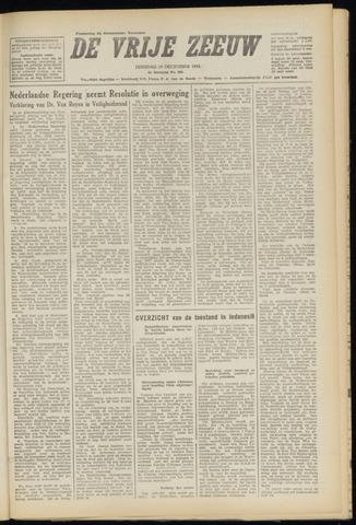 de Vrije Zeeuw 1948-12-28