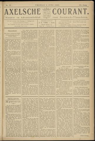 Axelsche Courant 1925-06-05