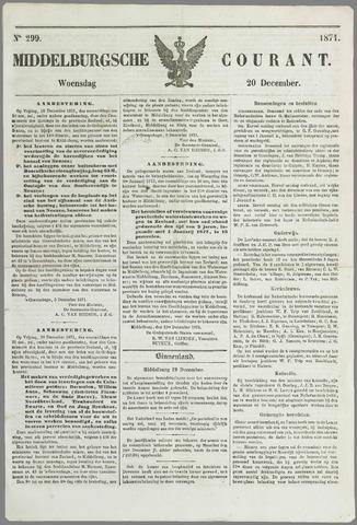 Middelburgsche Courant 1871-12-20