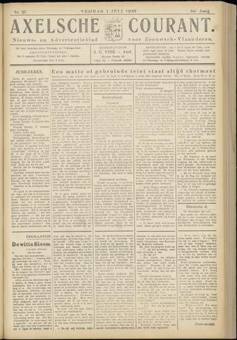 Axelsche Courant 1938-07-01