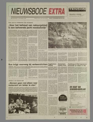 Zierikzeesche Nieuwsbode 1993-11-03