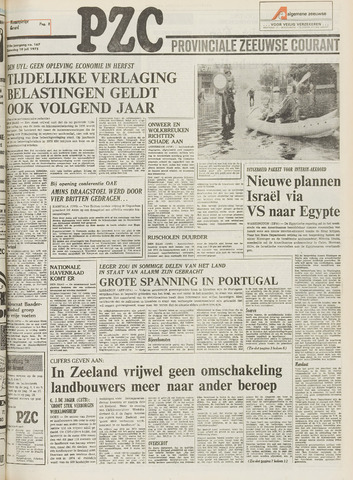 Provinciale Zeeuwse Courant 1975-07-19