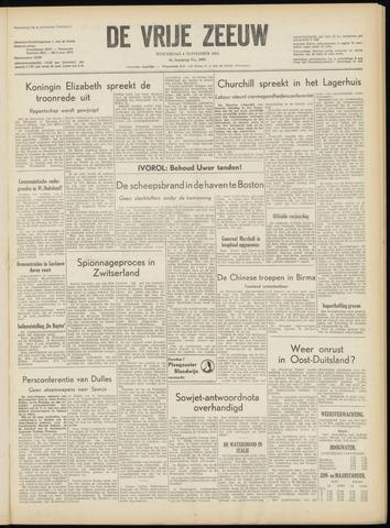 de Vrije Zeeuw 1953-11-04