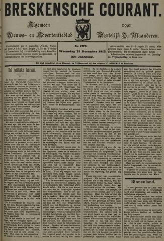 Breskensche Courant 1912-12-25