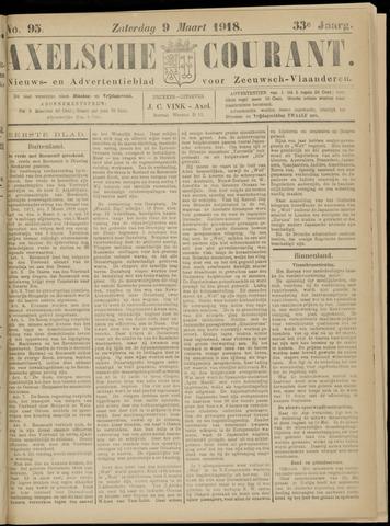 Axelsche Courant 1918-03-09