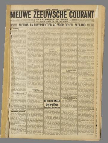 Nieuwe Zeeuwsche Courant 1934
