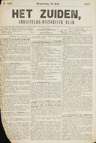 Het Zuiden, Christelijk-historisch blad 1877-07-12