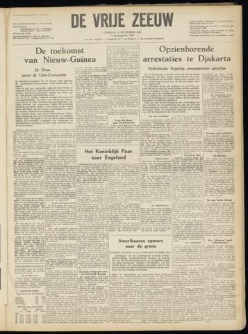 de Vrije Zeeuw 1950-11-21