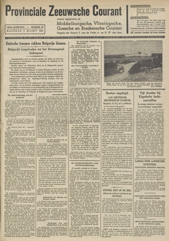 Provinciale Zeeuwse Courant 1941-03-03