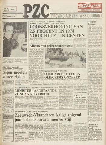 Provinciale Zeeuwse Courant 1973-11-06