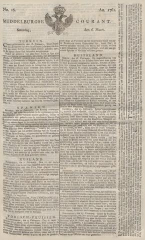 Middelburgsche Courant 1762-03-06
