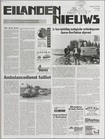 Eilanden-nieuws. Christelijk streekblad op gereformeerde grondslag 2000-05-12