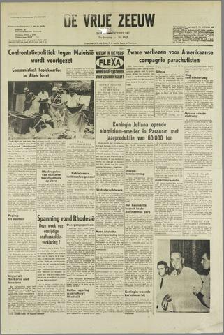 de Vrije Zeeuw 1965-10-11