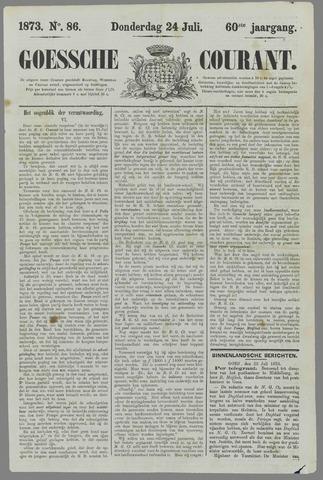 Goessche Courant 1873-07-24