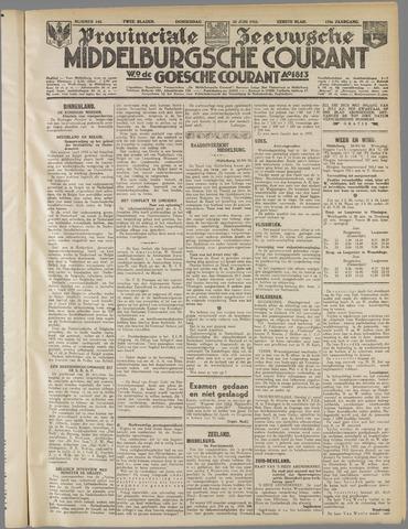 Middelburgsche Courant 1933-06-22