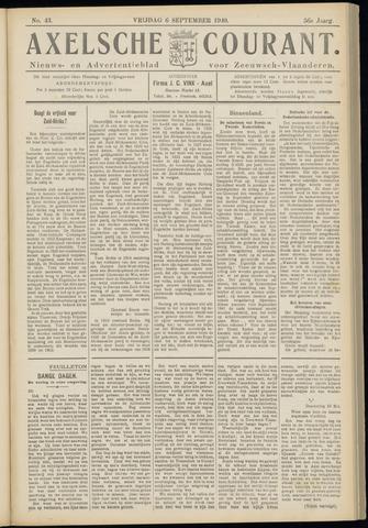 Axelsche Courant 1940-09-06
