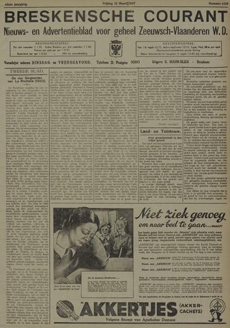 Breskensche Courant 1937-03-12