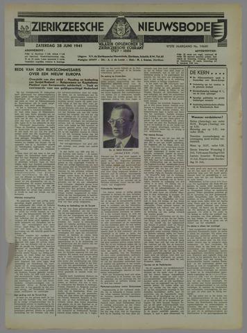 Zierikzeesche Nieuwsbode 1941-07-09
