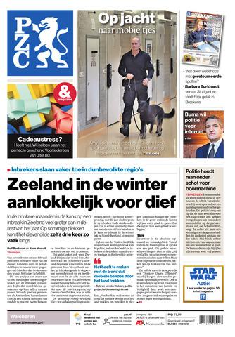 Provinciale Zeeuwse Courant 2017-11-25
