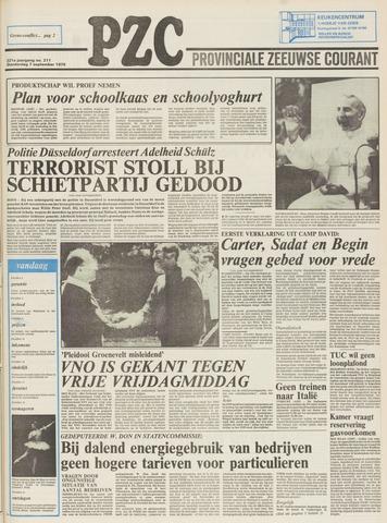 Provinciale Zeeuwse Courant 1978-09-07