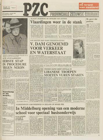 Provinciale Zeeuwse Courant 1973-05-09