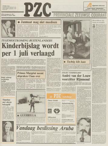Provinciale Zeeuwse Courant 1983-03-12