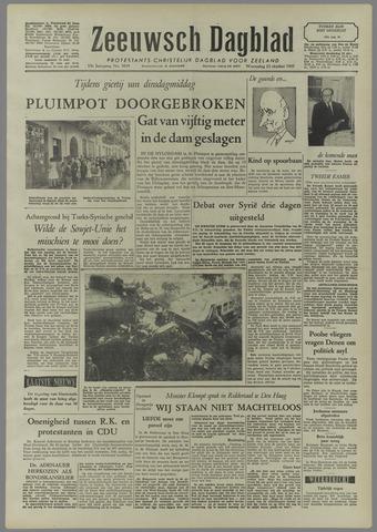 Zeeuwsch Dagblad 1957-10-23