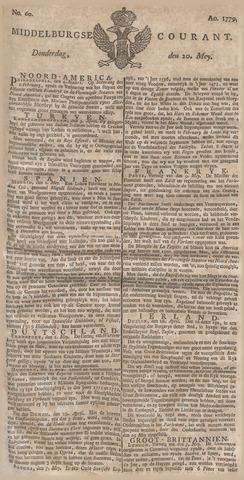 Middelburgsche Courant 1779-05-20