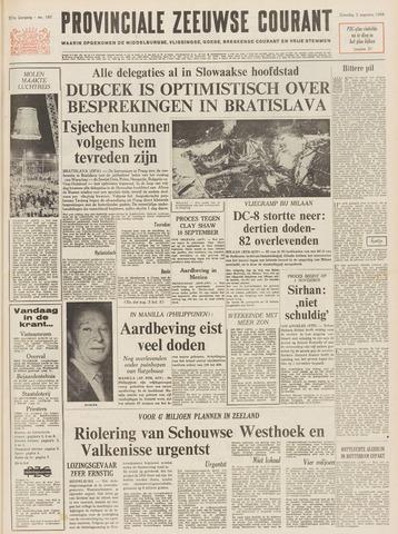 Provinciale Zeeuwse Courant 1968-08-03